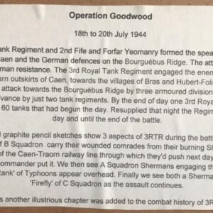 Operation Goodwood Collection