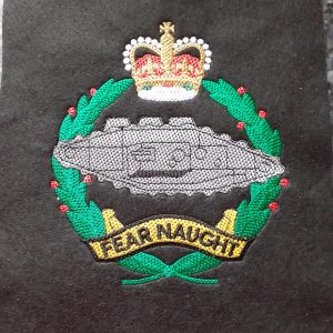 Iron On Cloth RTR Patch